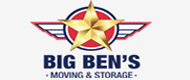 Big Bens Moving and Storage Inc