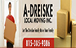 A-Dreiske Local Moving