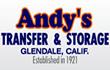 Andys Transfer & Storage