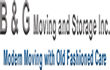 B & G Moving & Storage, Inc