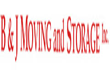 B & J Moving And Storge Inc