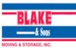 Blake & Sons Moving & Storage Inc