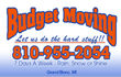 Budget Moving