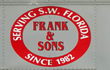 Frank and Sons Moving and Storage, Inc