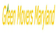 Green Movers maryland