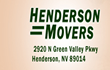 Henderson Movers