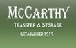 McCarthy Transfer & Storage