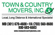 Town & Country Movers