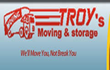 Troys Moving & Storage